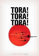 Tora! Tora! Tora! movie poster